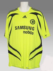 NW-Adidas-Clasicos-Chelsea-Camiseta-de-Futbol-Jugador-Edicion-Formotion-Amarillo