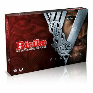 Risk Vikings - Jeu de société à la conquête de l'Europe Jeu de société allemand