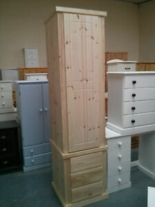 Image Is Loading PINE FURNITURE  AYLESBURY TALL LARDER STORAGE CUPBOARD LINEN