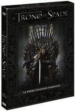 DVD • Il Trono di Spade Prima stagione COMPLETA 5 DISCHI ITALIANO