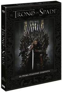 DVD-Il-Trono-di-Spade-Prima-stagione-COMPLETA-5-DISCHI-ITALIANO