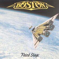 BOSTON - THIRD STAGE - CD NEW SEALED