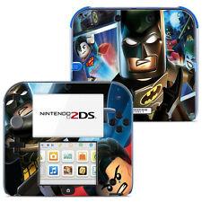 Lego Batman 2 DC Super Heroes Vinyl Skin Sticker for Nintendo 2DS - 007