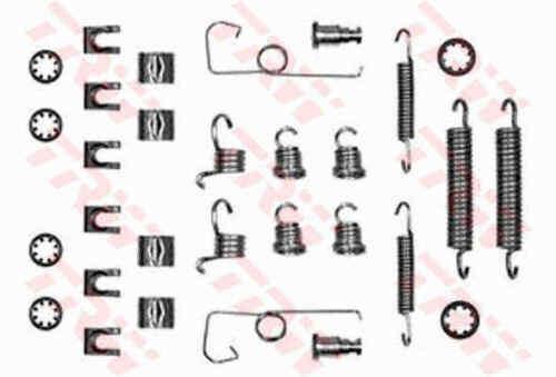 5 YEAR WARRANTY TRW Rear Brake Shoe Accessory Fitting Kit SFK131 GENUINE