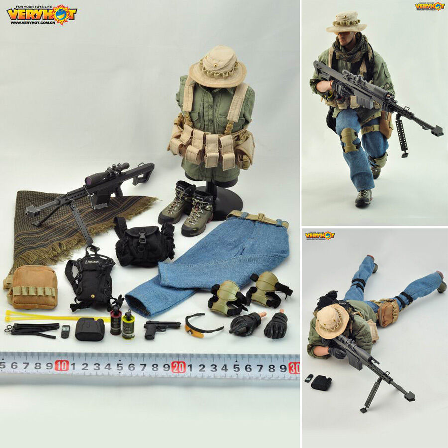 HOT FIGURE TOYS 1 6 VH veryhot 1015 PMC SNIPER PMC