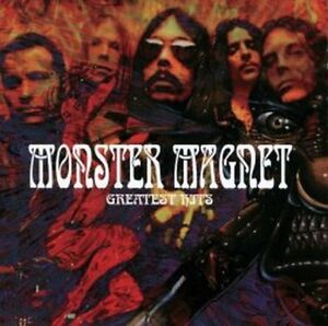 Monster-Magnet-Monster-Magnet-039-s-Greate-NEW-2CD