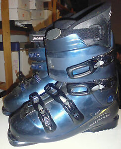 Détails sur Chaussures de ski Salomon Performa 650 Occasion
