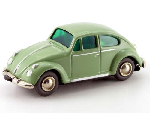 Schuco micro-racer vw beetle vert citron # 114