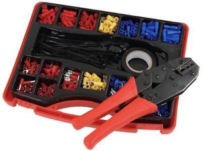 Beminnelijk Neilsen 552pc Crimping Tool & Terminal Set Ct4362 Zeer EfficiëNt Bij Het Behouden Van Warmte