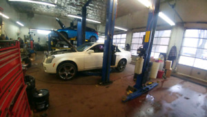 Cadillac cts 2005 safetied