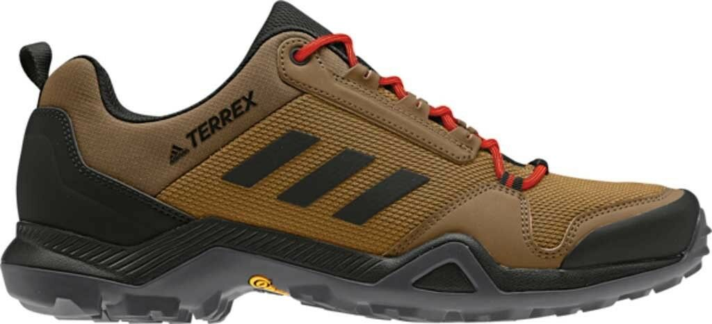 Adidas Terrex AX3 Hiking shoes (Men's) in Mesa Black Active orange - NEW