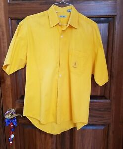 vtg-90s-retro-BUGLE-BOY-shirt-size-XL-034-of-fresh-style-034-saved-by-the-bell