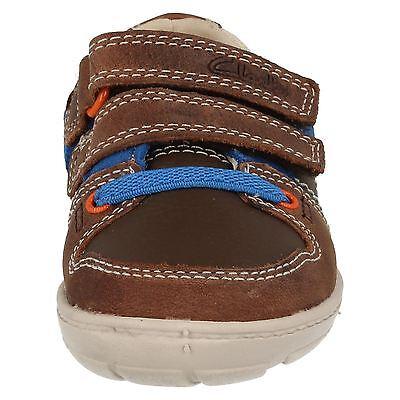 Chicos Clarks Zapatos por primera vez-Maxi Myle