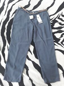 5feb2a06 Image is loading zara-brand-new-trousers-ladies-womens-size-42