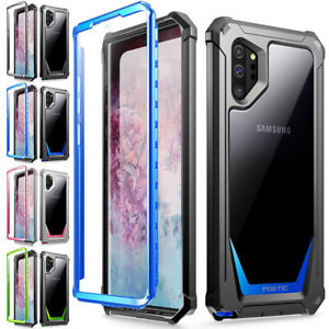 Galaxy-A50-A20-Note-10-Note-10-Plus-5G-Case-Poetic-Rugged-Heavy-Duty-Cover