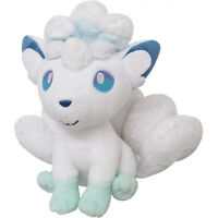 Sanei 7 Alolan Vulpix Pp61 Pokemon All Star Collection Sun Moon Plush Doll