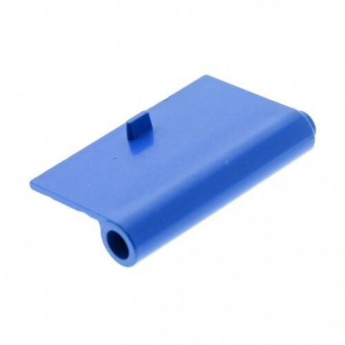 1 x Lego System Door Leaf Blue 1x3x4 right Handle Thin closed for Vehicles