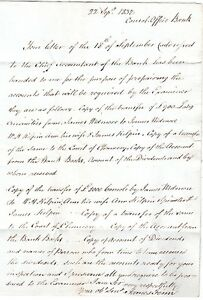 1832-JAMES-FENN-SIGNED-LETTER-EX-BANK-OF-ENGLAND-CONSOL-OFFICE-TO-BASINGSTOKE