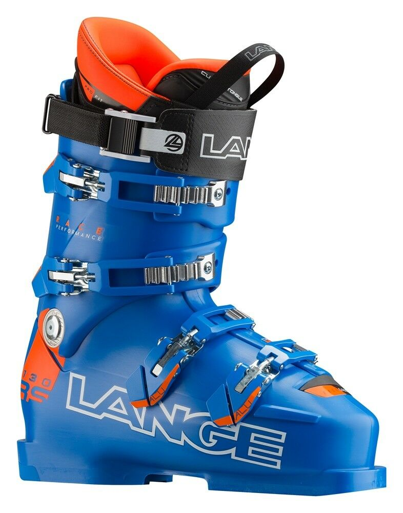 Lange RS 130 Wide Mens Ski Stiefel 2016 17 season (100577)