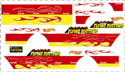 Hot wheels 1//64 Water Slide Decals 55 Chevy Gasser Bell Air BLACK IN BLACK 171