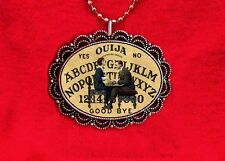 OUIJA BOARD FORTUNE TELLER PSYCHIC GAME PENDANT NECKLACE
