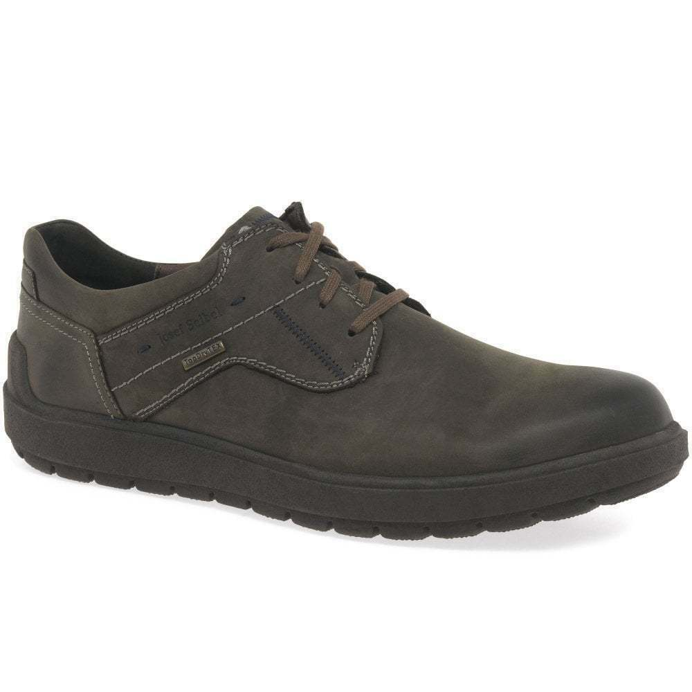 Josef Seibel Rudi 59 Mgold Men's Lace Up Leather Waterproof shoes