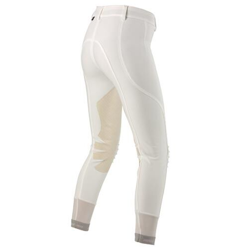 Dainese Ladies Cigar  Equestrian Pant in White Reduced   was .99