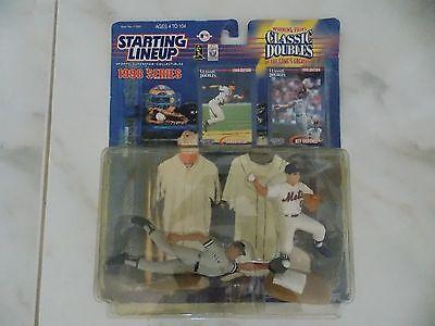 Derek Jeter Rey Ordonez 1998 Starting Lineup Classic Doubles New York Yankees Me