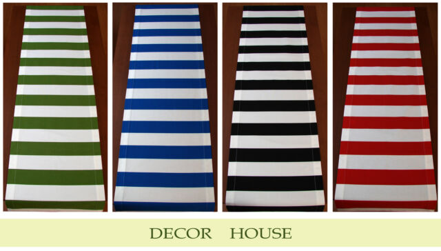 Table runner cotton table runners  Kitchen, Living room, Bedroom Dining Room