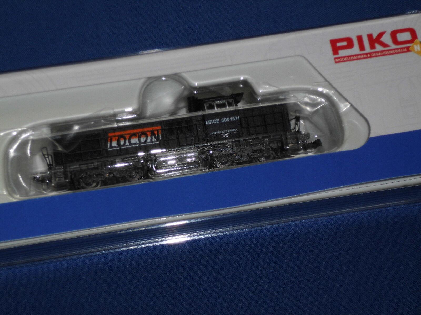 Piko Piko Piko 40417 Diesellok G 1206 MRCE   LOCON Ep IV Spur N Gleichstrom NEU & OVP    Feinbearbeitung  e62ddd