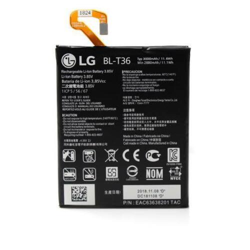 Genuine LG BL-T36 Batería para LG K30 X410TK 3000mAh