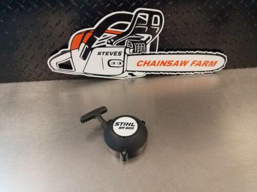 STIHL BR600 MAGNUM BACKPACK BLOWER pullstarter pull starter TAKE OFF
