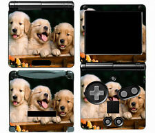 Dogs 011 Vinyl Decal Skin Cover Sticker for Game Boy Advance GBA SP