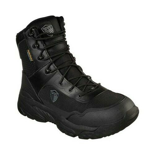 Skechers Men/'s   Work Relaxed Fit Markan Tactical Boot