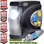 thumbnail 1 - Ring RAC635 12v Preset Automatic Digital Car Tyre Air Compressor Inflator + RTG4