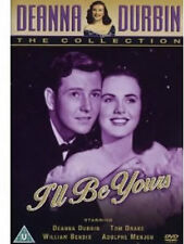 Deanna Durbin Ill I'll Be Yours DVD 1940s Film New