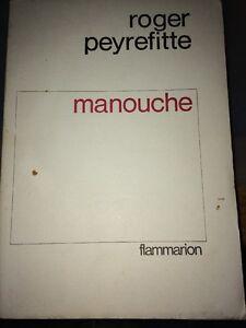 EDITION-ORIGINALE-NUMEROTEE-DE-ROGER-PEYREFITTE-MANOUCHE