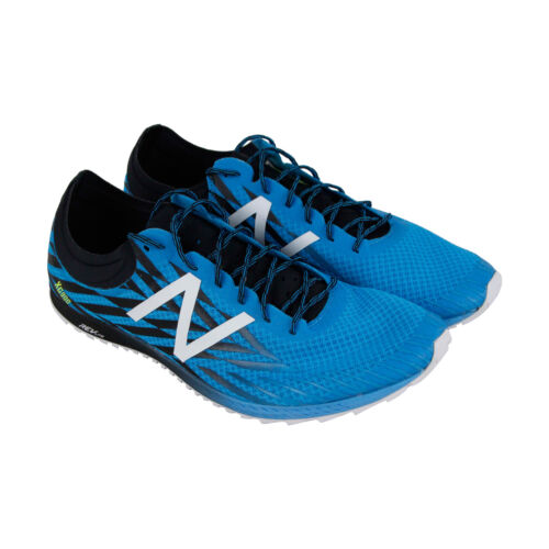 New Balance Mxcs900E Track Field Mens Blue Mesh Gym Athletic Spikes Shoes