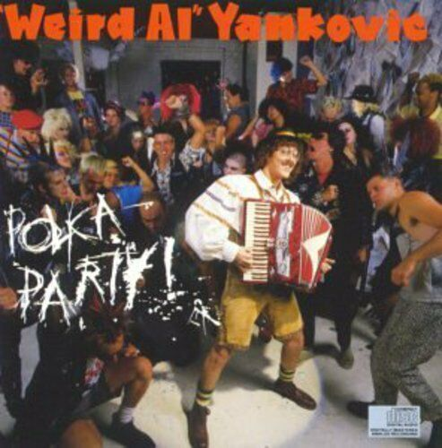 Weird Al Yankovic - Polka Party [New CD]