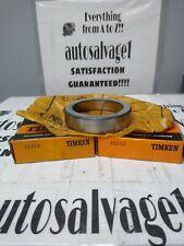 Timken 43312 Roller Bearing Cup Lot Of 2 Nos