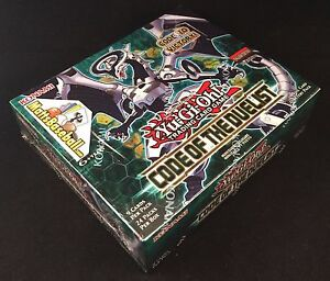 Yu-Gi-Oh-Code-of-the-Duelist-Sealed-Factory-Sealed-Booster-Box-24-Packs-9-cards