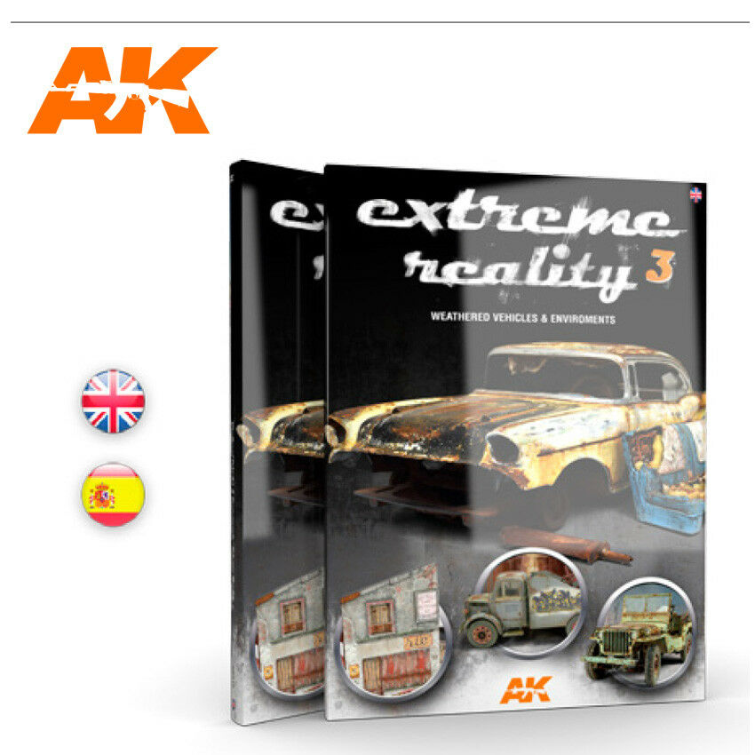 Extreme Reality No.3 - Weathered Vehicles & Environments (English)