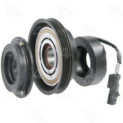 AC Compressor Clutch Assy w//Coil Nippondenso 10PA for Acura Honda R47361