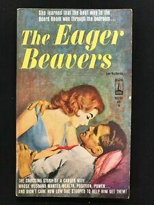 THE-EAGER-BEAVERS-Lee-Richards-BEACON-628-vintage-SLEAZE-pb-1963