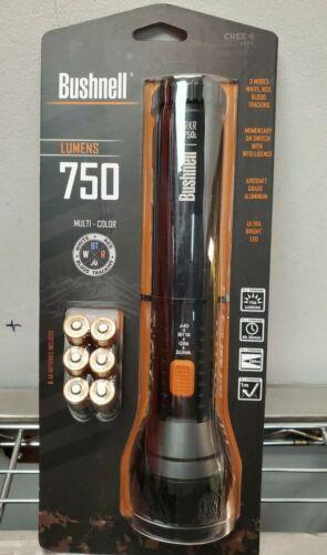 Bushnell 750 Lm Multi-couleur Lampe de poche modèle #20341