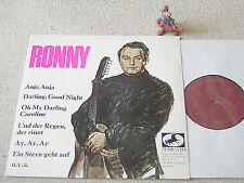 "RONNY Same (Anja Anja u.a.)  10""LP TELEFUNKEN CLUB EDITION MARCATO 60555-P9"