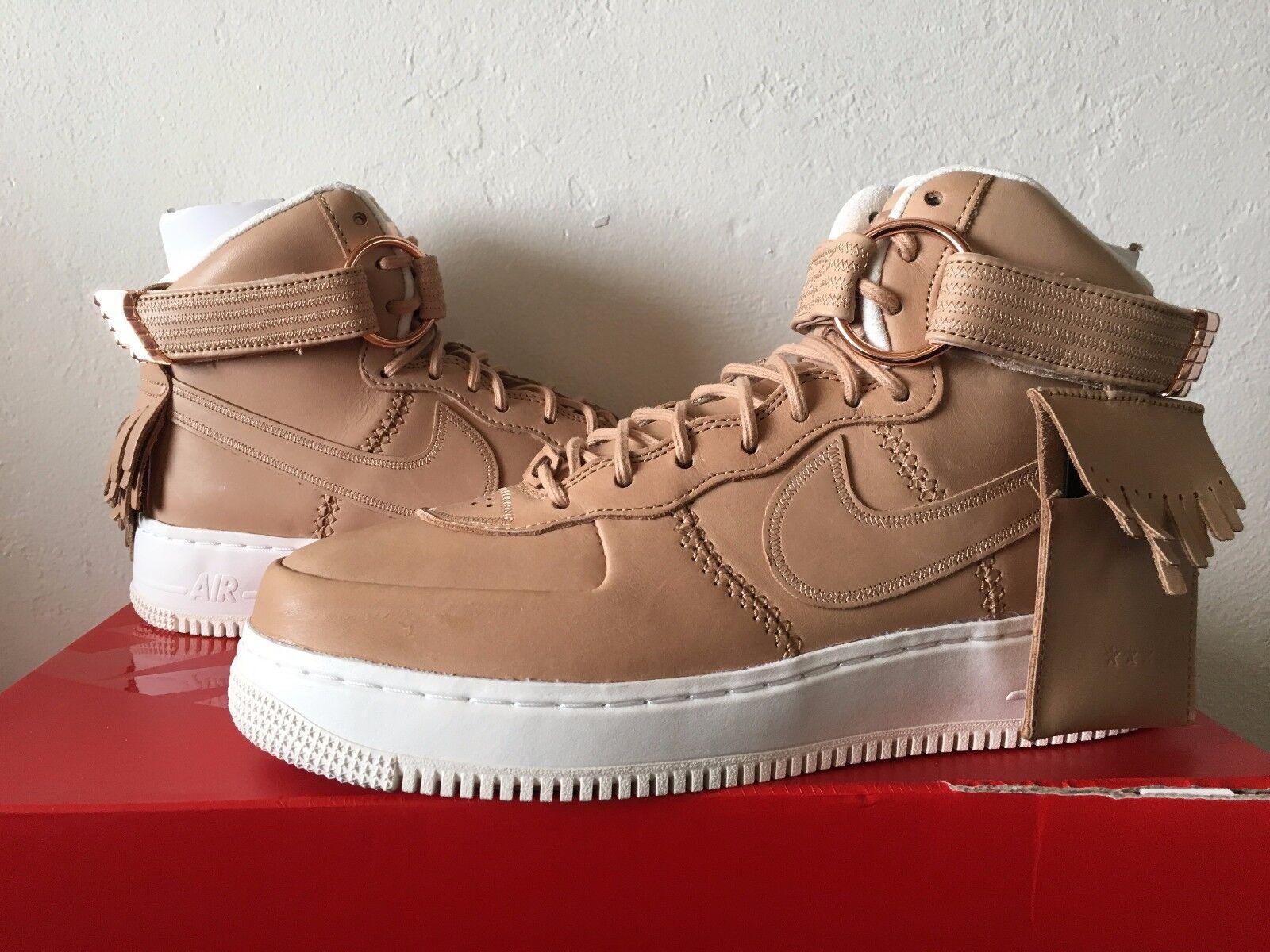 Nike Air Force 1 y High SL Vachetta tan 919473-2018 hombres es confortable y 1 hermosa moda barato d31dc7