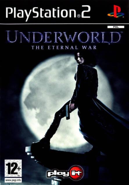 Underworld: The Eternal War   PlayStation 2 PS2 - Used No Manual