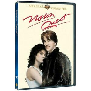 VISION-QUEST-1985-Crazy-For-You-Matthew-Modine-Region-free-New-sealed-DVD