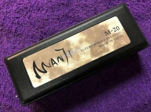 new Harmonica Suzuki Manji
